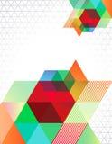 Διαφανή τρίγωνα Στοκ εικόνα με δικαίωμα ελεύθερης χρήσης
