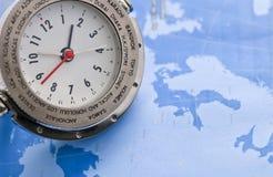 διαφορά ώρας Στοκ φωτογραφίες με δικαίωμα ελεύθερης χρήσης