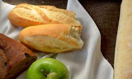 διαφορετικά είδη ψωμιού Στοκ φωτογραφία με δικαίωμα ελεύθερης χρήσης
