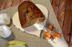 διαφορετικά είδη ψωμιού Στοκ Εικόνα