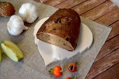 διαφορετικά είδη ψωμιού Στοκ Φωτογραφίες