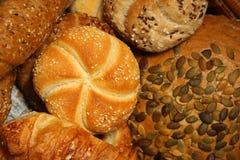 διαφορετικά είδη ψωμιού Στοκ εικόνες με δικαίωμα ελεύθερης χρήσης