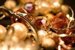διαφορετικά κοσμήματα Στοκ Φωτογραφία