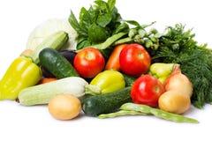 διαφορετικά λαχανικά Στοκ φωτογραφία με δικαίωμα ελεύθερης χρήσης