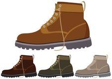 διαφορετικά παπούτσια χρώματος Στοκ φωτογραφία με δικαίωμα ελεύθερης χρήσης