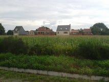 διαφορετικά σπίτια στοκ φωτογραφία με δικαίωμα ελεύθερης χρήσης