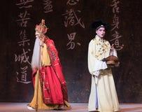 """Διαφορετικά συναισθήματα - το δεύτερο πράξη-Kunqu Opera""""Madame άσπρο Snake† Στοκ φωτογραφίες με δικαίωμα ελεύθερης χρήσης"""
