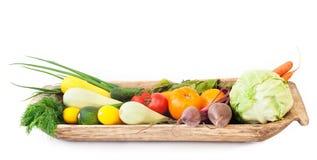 Διαφορετικά φρέσκα λαχανικά Στοκ εικόνες με δικαίωμα ελεύθερης χρήσης