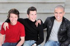 διαφορετικά teens αγοριών Στοκ εικόνες με δικαίωμα ελεύθερης χρήσης