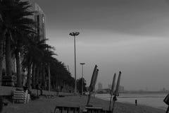 Διαφορετική γωνία της παραλίας στοκ εικόνες
