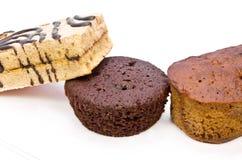 Διαφορετική επίδειξη μπισκότων Στοκ φωτογραφία με δικαίωμα ελεύθερης χρήσης