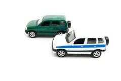 Διαφορετική τροποποίηση των αυτοκινήτων Στοκ Εικόνες
