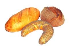 διαφορετικοί τύποι ψωμιού Στοκ φωτογραφία με δικαίωμα ελεύθερης χρήσης