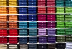 Διαφορετικό πουκάμισο πόλο χρωμάτων Στοκ Εικόνες