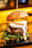 Διαφορετικό burger Στοκ φωτογραφίες με δικαίωμα ελεύθερης χρήσης