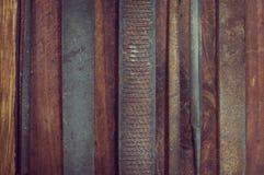 Διαφορετικό rasp των παλαιών ετών στοκ φωτογραφία