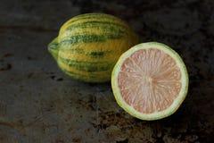 Διαφοροποιημένα λεμόνια του EUREKA στοκ εικόνες