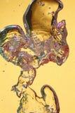 διαφυγή αεροφυσαλίδων Στοκ εικόνα με δικαίωμα ελεύθερης χρήσης