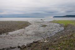 Διαφυγή στον ωκεανό Στοκ Φωτογραφίες