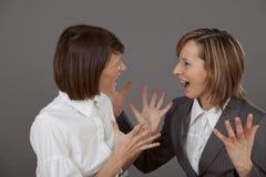 Διαφωνία στοκ φωτογραφία με δικαίωμα ελεύθερης χρήσης