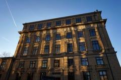 Διαφώτιση του πανεπιστημίου Στοκ Φωτογραφίες