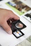 Διαχείριση χρώματος στοκ εικόνα με δικαίωμα ελεύθερης χρήσης