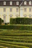 Διαχωριστικός φράχτης στο κάστρο, Ludwigsburg Στοκ Φωτογραφία