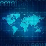 Διαδίκτυο και περίληψη δικτύωσης backgrouns Στοκ εικόνες με δικαίωμα ελεύθερης χρήσης
