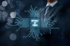 Διαδίκτυο των πραγμάτων IoT Στοκ φωτογραφία με δικαίωμα ελεύθερης χρήσης