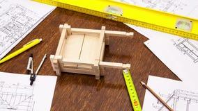 Διαδικασία εγχώριας κατασκευής απόθεμα βίντεο
