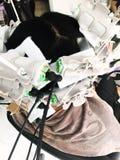 Διαδικασία κατσαρώματος Στοκ φωτογραφία με δικαίωμα ελεύθερης χρήσης
