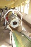 Διαδικασία παραγωγής τσαγιού, Munnar, Κεράλα, Ινδία Στοκ Φωτογραφίες