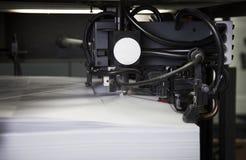 Διαδικασίες εκτύπωσης Στοκ εικόνα με δικαίωμα ελεύθερης χρήσης