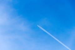 Διαδρομή αεροπλάνων Στοκ Εικόνες