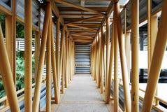 Διαδρομή, γέφυρα Στοκ Εικόνες