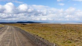 Διαδρομή ορεινών περιοχών Kjölur Στοκ φωτογραφίες με δικαίωμα ελεύθερης χρήσης