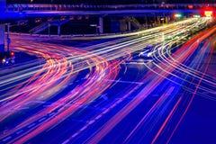 Διαδρομή του οχήματος Στοκ εικόνες με δικαίωμα ελεύθερης χρήσης