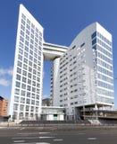 Διεθνές Δικαστήριο στη Χάγη Ολλανδία στοκ φωτογραφία