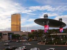 Διεθνές ξενοδοχείο Λας Βέγκας ατού στοκ φωτογραφίες με δικαίωμα ελεύθερης χρήσης