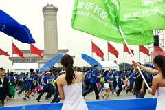 διεθνές τρέξιμο φεστιβάλ του Πεκίνου του 2012 στοκ εικόνες