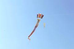 Διεθνές φεστιβάλ ικτίνων στο Ahmedabad στοκ φωτογραφίες