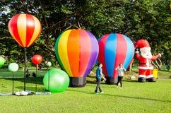 Διεθνές φεστιβάλ 2013 μπαλονιών της Ταϊλάνδης Στοκ Φωτογραφία
