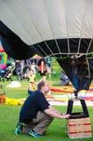 Διεθνές φεστιβάλ 2013 μπαλονιών της Ταϊλάνδης Στοκ φωτογραφίες με δικαίωμα ελεύθερης χρήσης