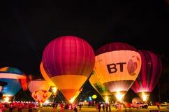 Διεθνές φεστιβάλ 2013 μπαλονιών της Ταϊλάνδης Στοκ Εικόνες