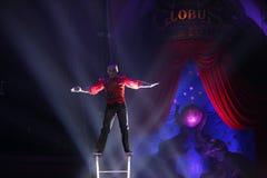Διεθνές φεστιβάλ τσίρκων Στοκ εικόνες με δικαίωμα ελεύθερης χρήσης