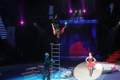Διεθνές φεστιβάλ τσίρκων Στοκ Εικόνα