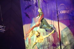 Διεθνές φεστιβάλ τσίρκων Στοκ φωτογραφίες με δικαίωμα ελεύθερης χρήσης