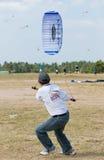 διεθνές pattaya γιορτής μπαλον& Στοκ Εικόνες