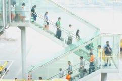 Διεθνής αερολιμένας του Chek Lap Kok αερολιμένων Χονγκ Κονγκ στοκ φωτογραφία με δικαίωμα ελεύθερης χρήσης