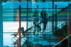 Διεθνής αερολιμένας DA Nang Στοκ Εικόνα